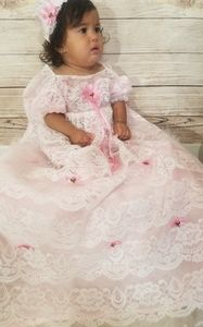 Beautiful Dedication/Christening/ Blessing Gown